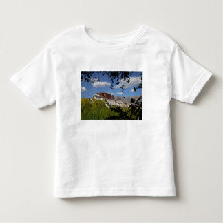 China, Tibet, Lhasa, Potala Palace Toddler T-Shirt