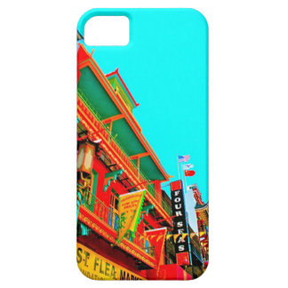 china town iPhone 5 cover