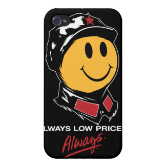china walmart smiley face mao always low prices covers for iPhone 4