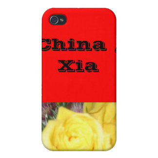 China , Xia Cases For iPhone 4