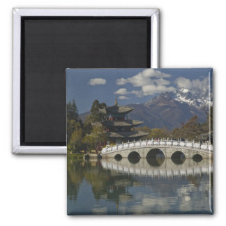 CHINA, Yunnan Province, Lijiang. Lijiang Old Fridge Magnet