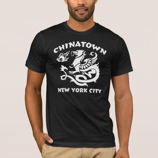 Chinatown NYC T-Shirt