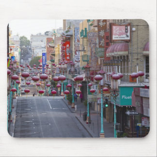 Chinatown on Grant Street in San Francisco, Mouse Mat