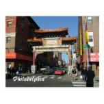 Chinatown Postcard