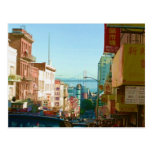 Chinatown  San Francisco Post Card
