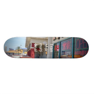 Chinatown Skate Board