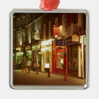 Chinatown, Soho, London, England, United Kingdom Christmas Ornament