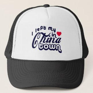 Chinatown Trucker Hat