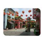 Chinatown Vinyl Magnet
