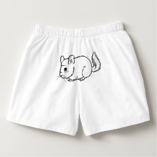 Chinchilla Boxers! Boxers