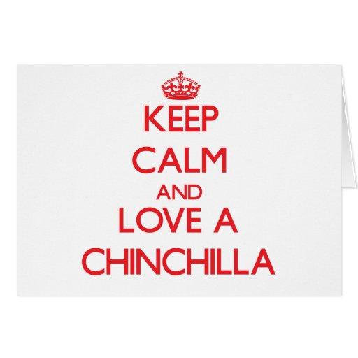 Chinchilla Cards
