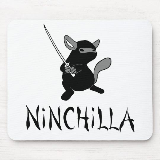 Chinchilla Mousepad