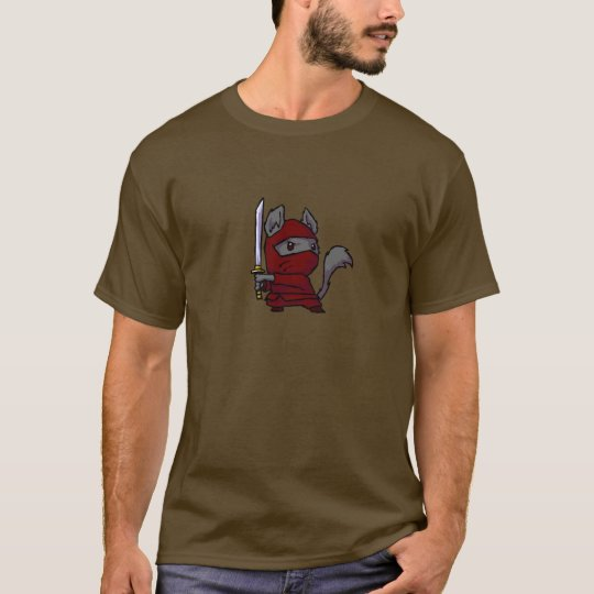 Chinchilla Ninja T-Shirt