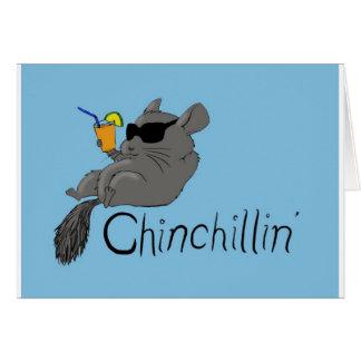 chinchillin card