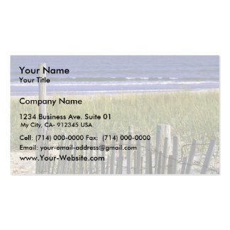 Chincoteague National Wildlife Refuge Business Cards
