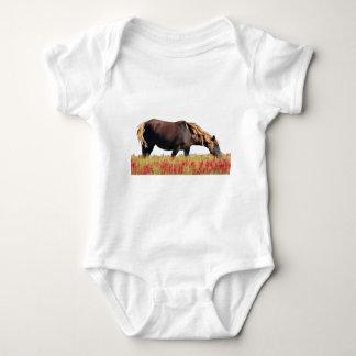 Chincoteague Pony Baby Bodysuit