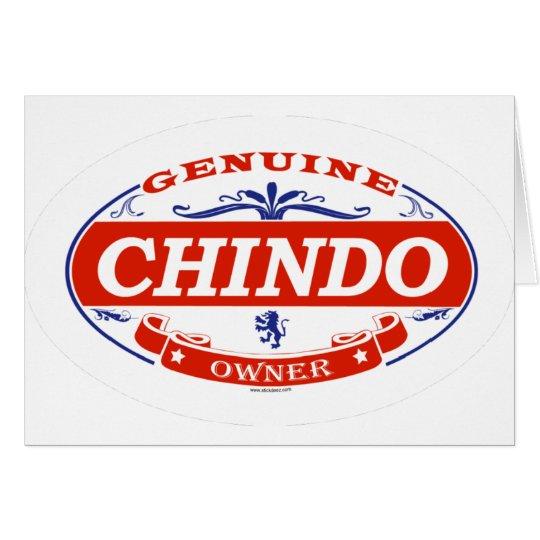 Chindo Card