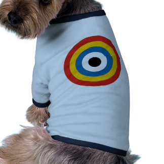 Chinese Air Force Roundel 1920-1921 Pet Tee