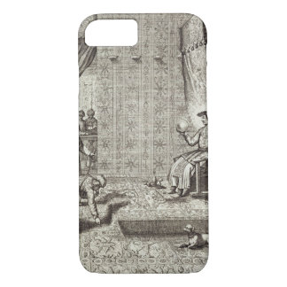 Chinese Ambassadors to an Indian Ruler, from 'Chin iPhone 8/7 Case