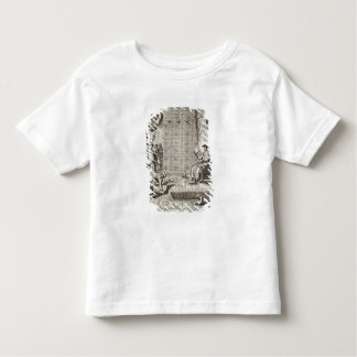Chinese Ambassadors to an Indian Ruler, from 'Chin Toddler T-Shirt