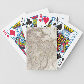 Chinese and Japanese Empires Bicycle Playing Cards