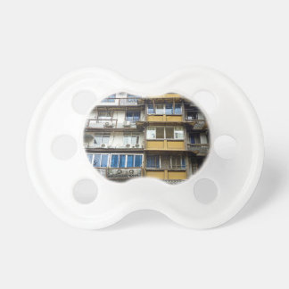 Chinese Architecture Baby Pacifiers