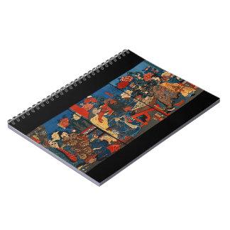 Chinese Baron Kan-u 1853 Notebook