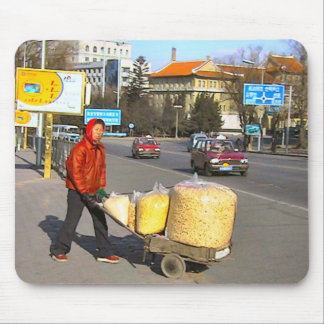 Chinese bicycles - Market trader Mouse Pad