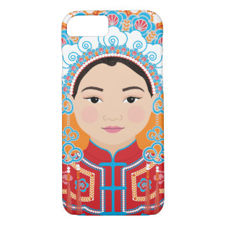 Chinese Bride Matryoshka Case