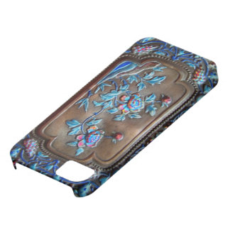 chinese bronze and enamel iphone iPhone 5 covers