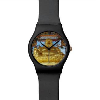 Chinese Buddha Watch