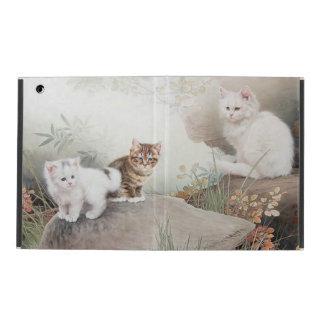 Chinese Cat Art iPad Case