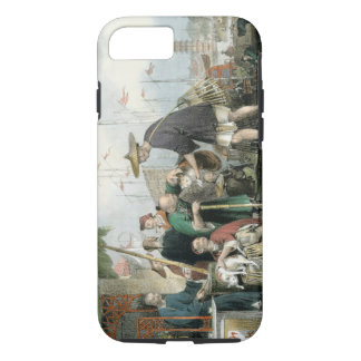 Chinese Cat Merchants, from 'China in a Series of iPhone 8/7 Case