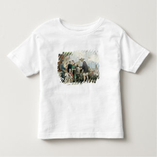 Chinese Cat Merchants, from 'China in a Series of Toddler T-Shirt