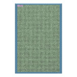 Chinese Character Poster Print