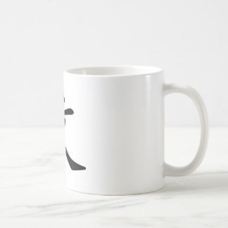 Chinese Character : wen, Meaning: literature Mugs