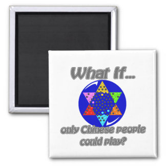 chinese checkers square magnet