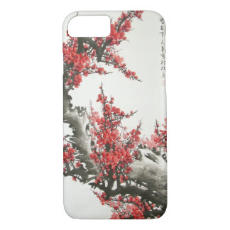 Chinese Cherry Blossom iPhone 7 Case