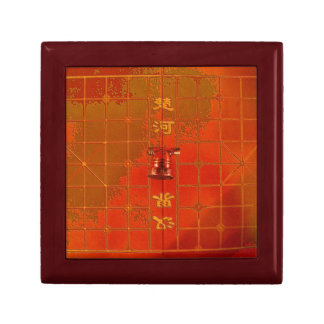 Chinese Chess  中國象棋 Board Pow Small Square Gift Box