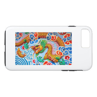 Chinese Colorful Wall Art iPhone 8 Plus/7 Plus Case