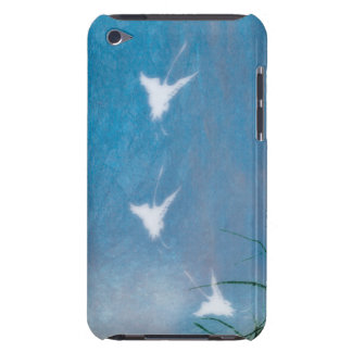 chinese cranes Custom iPod Touch Case