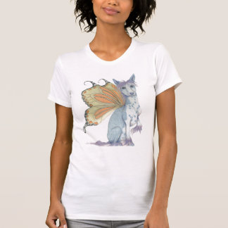 chinese crested butterdog T-Shirt