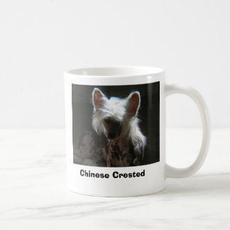 Chinese Crested Coffee Mug