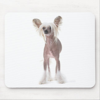 Chinese Crested Dog Mouspad Mouse Mat