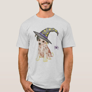Chinese Crested Witch T-Shirt