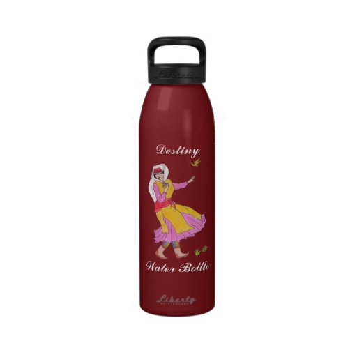 Chinese culture dress Water Bottle