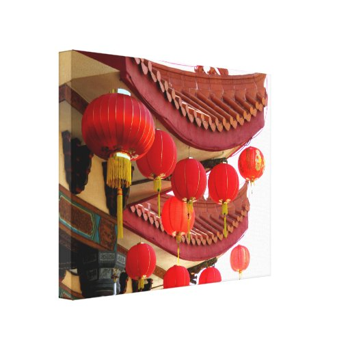 Chinese Decorations Canvas Prints