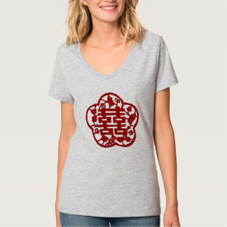 Chinese Double Happiness Tee