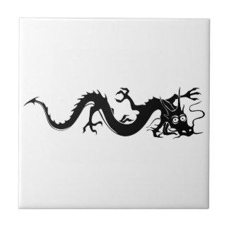 Chinese Dragon (10) Tile