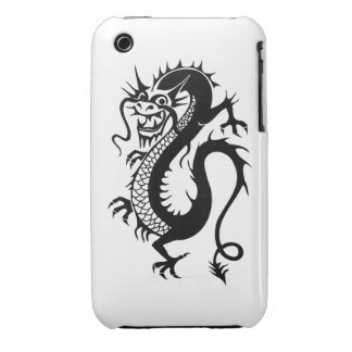 Chinese Dragon (11) Case-Mate iPhone 3 Cases